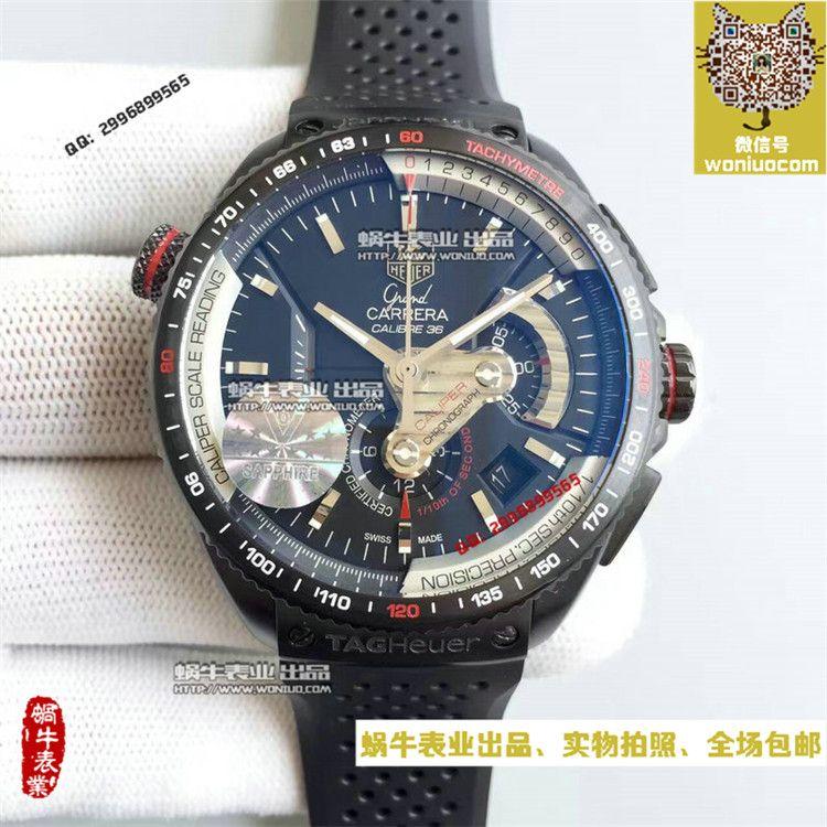 【HBBV6超一比一高仿手表】泰格豪雅超級卡萊拉CAV5185.FT6020男士机械腕表价格报价