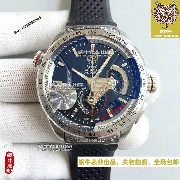 【HBBV6厂超A精仿手表】泰格豪雅超级卡莱拉系列CAV5115.BA0902腕表