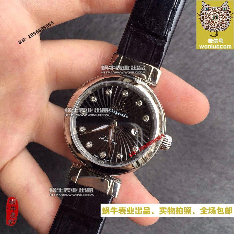 【V6厂1:1精仿手表】欧米茄碟飞系列《LADYMATIC腕表系列》425.33.34.20.51.001女士腕表 / M194