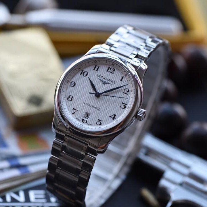 【视频解析MK厂1:1超A高仿手表】浪琴名匠制表传统系列L2.628.4.78.6男表