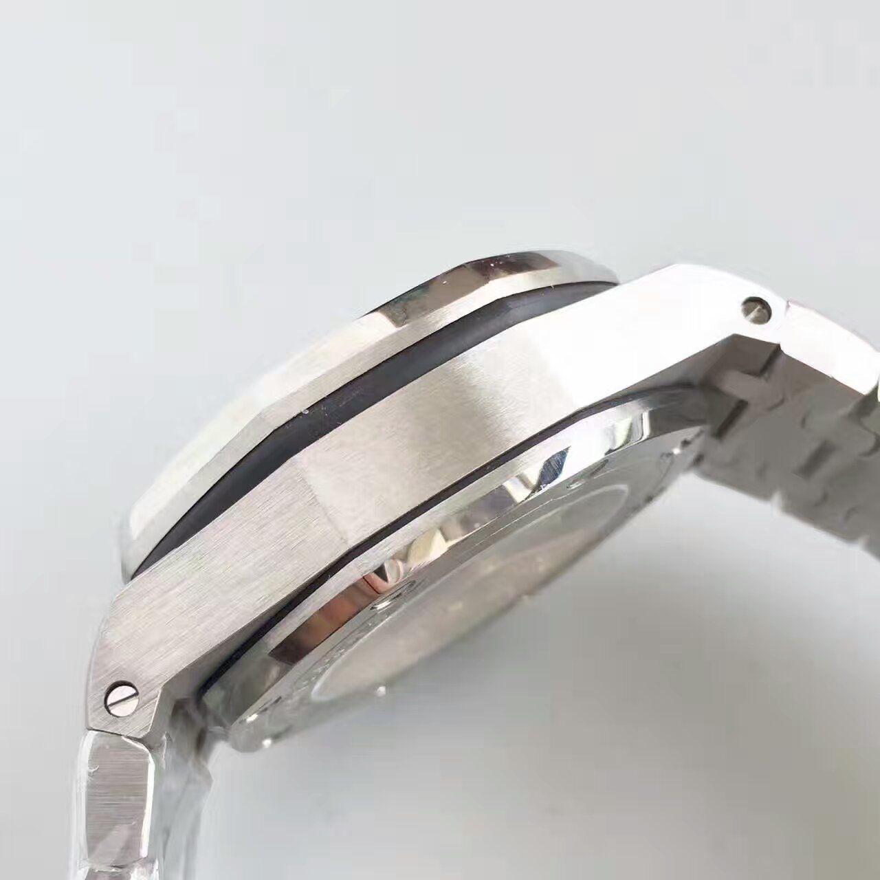 【JF厂超A精仿】爱彼皇家橡树离岸型系列26470ST.OO.A027CA.01机械腕表《钢带》 / AP001.1