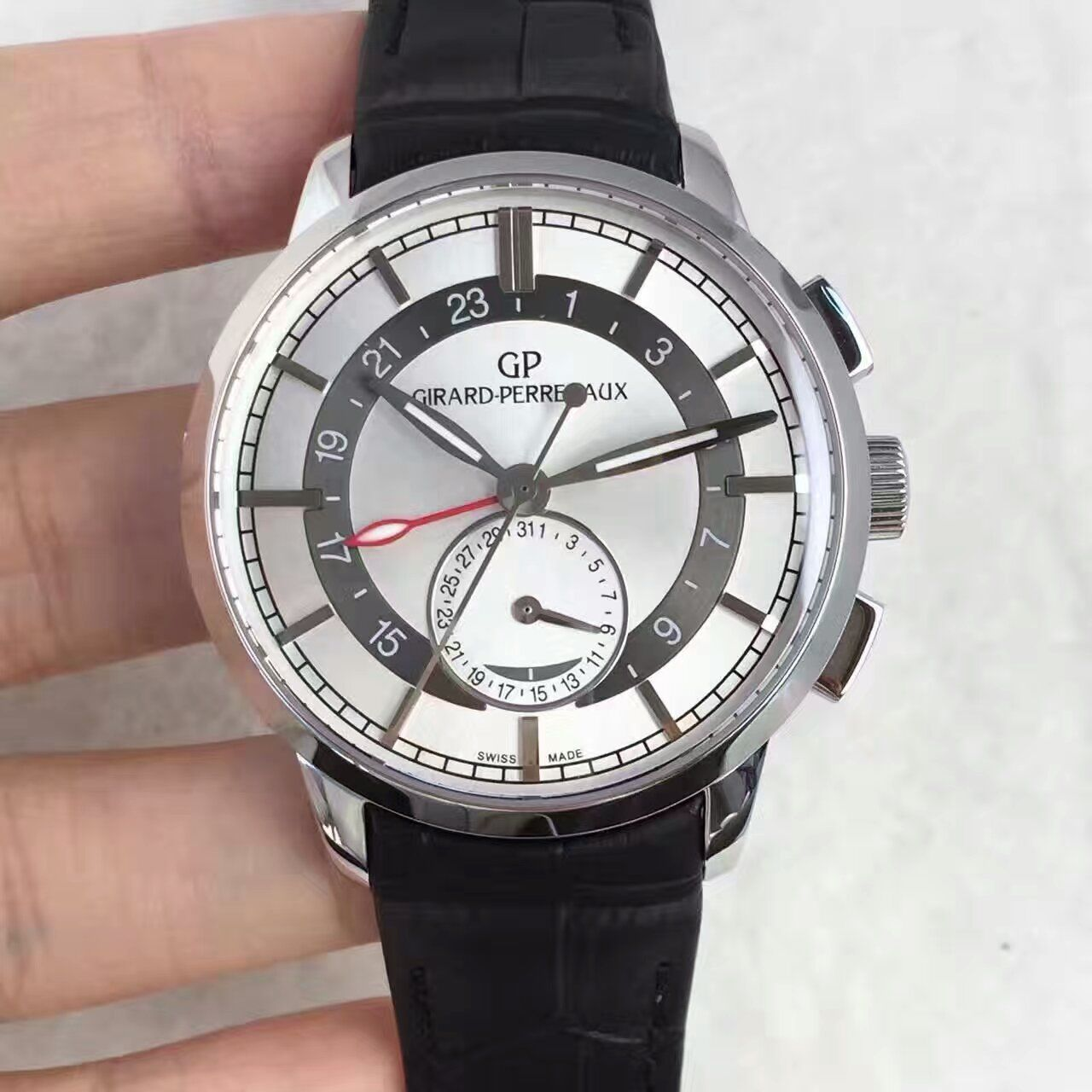 【TF厂一比一复刻手表】芝柏男表系列49544-52-231腕表