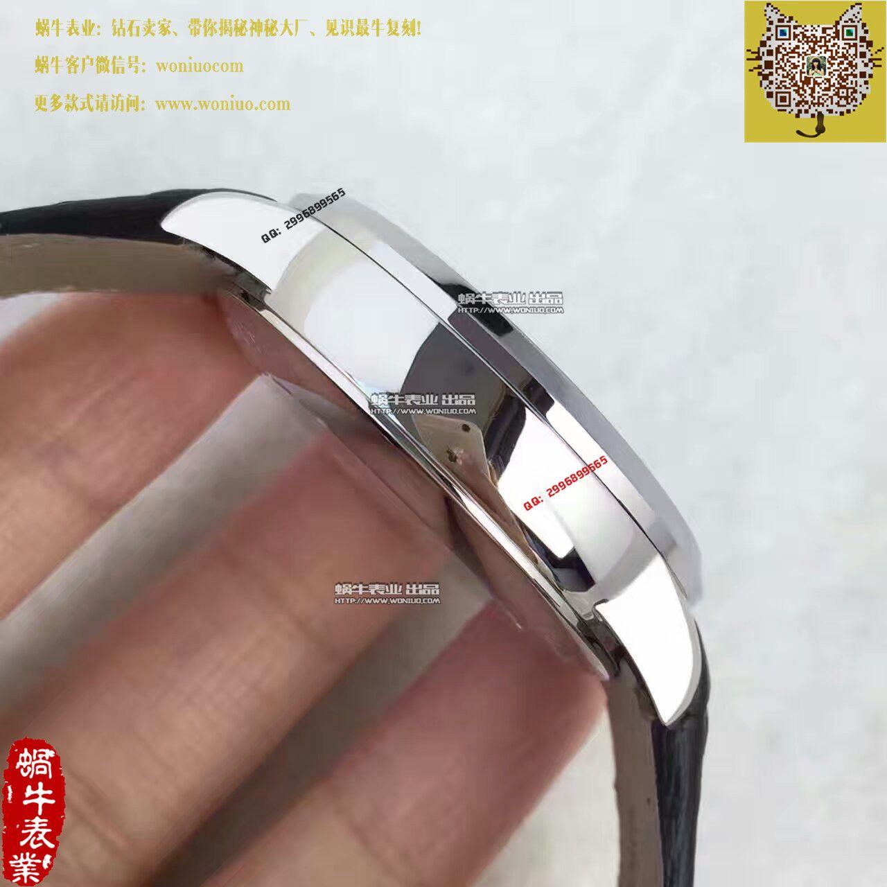 【TF厂一比一复刻手表】芝柏男表系列49544-52-231腕表 / JP03