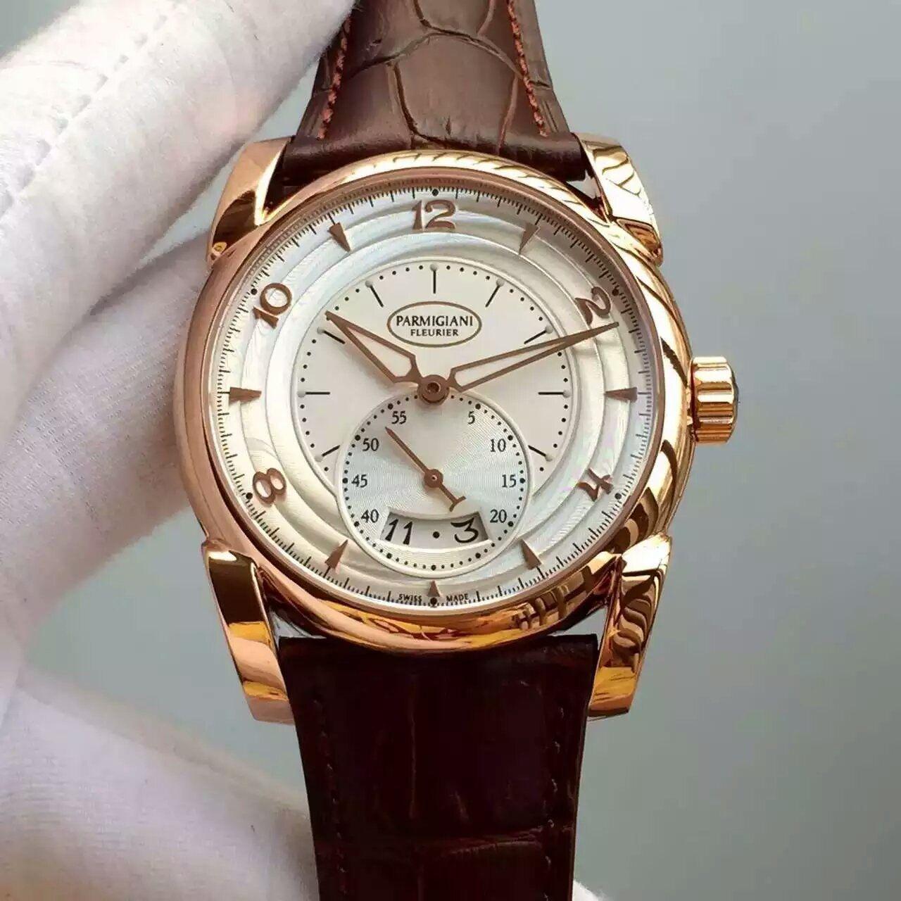 【TF厂一比一复刻手表】帕玛强尼Tonda系列PF012500.01 表经42mm腕表