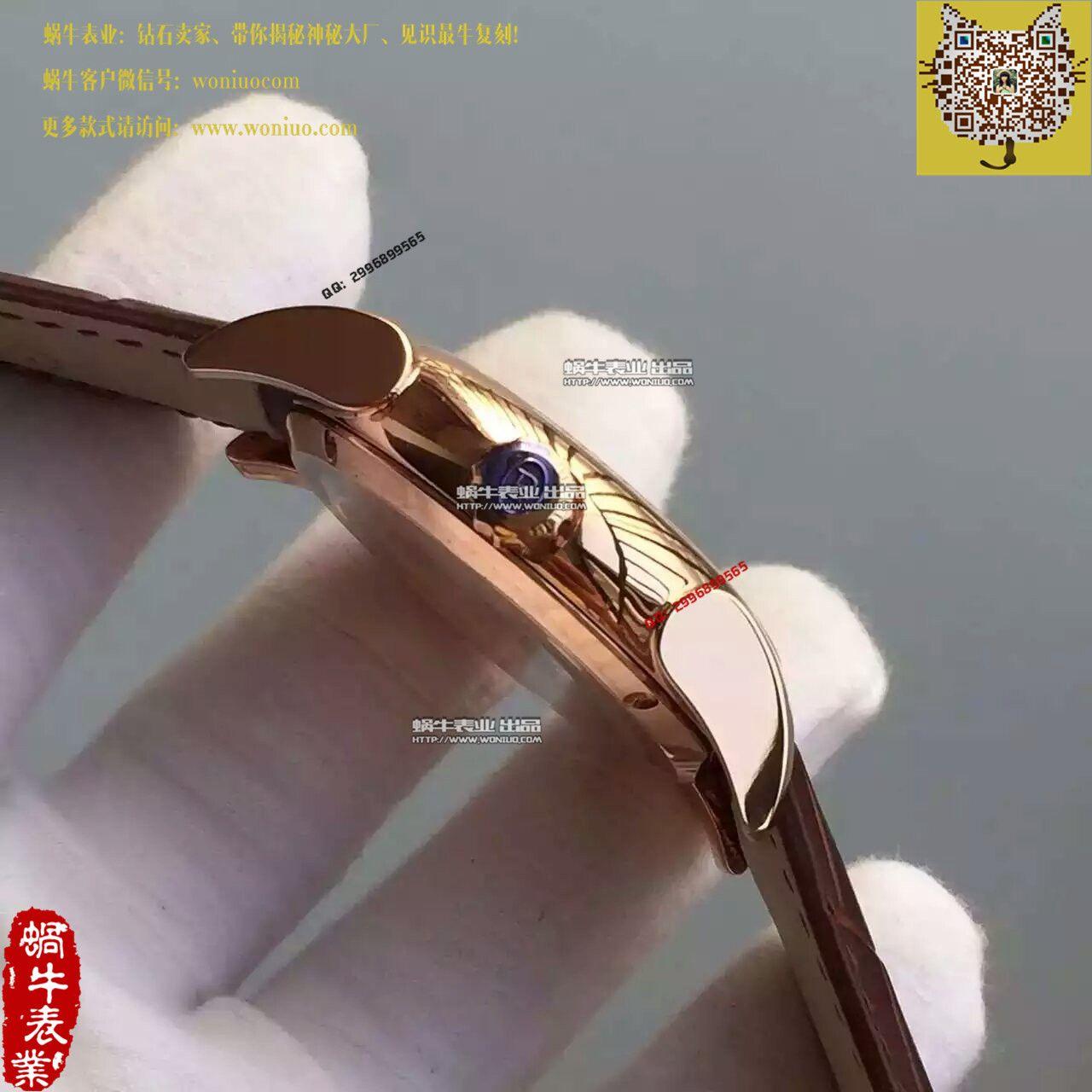 【TF厂一比一复刻手表】帕玛强尼Tonda系列PF012500.01 表经42mm腕表 / PM024