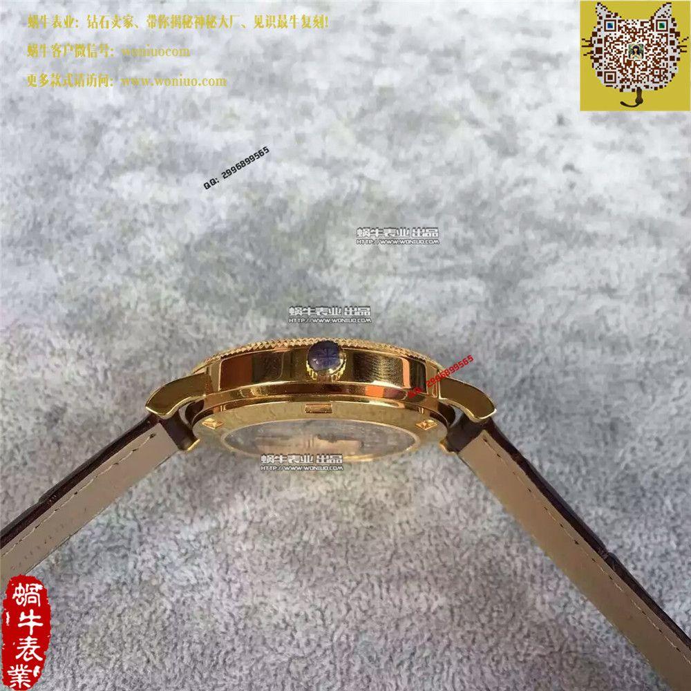【HK厂1:1复刻手表】百达翡丽古典表系列5120J-00男表 / BD191