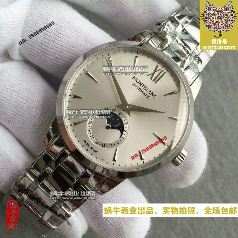 【VF厂顶级超A精仿手表】万宝龙HERITAGE SPIRIT大班传承系列U0111184腕表 / MB001