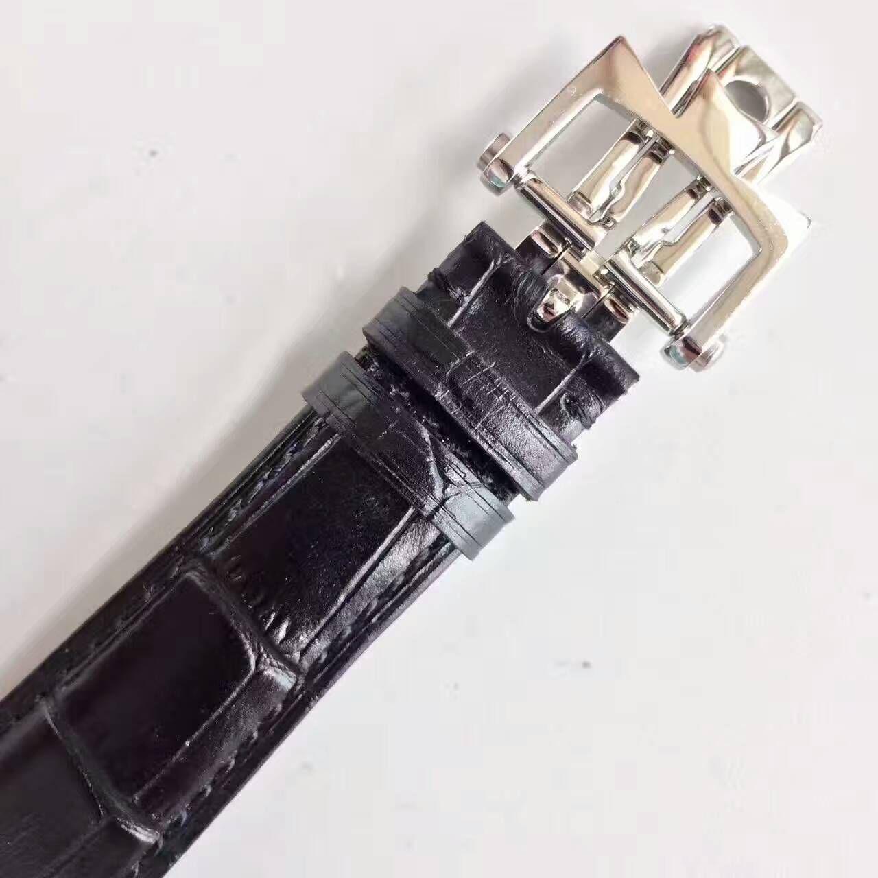 【LH厂顶级1:1精仿手表】江诗丹顿传袭系列6500T/000P-B100真陀飞轮腕表 / JS181