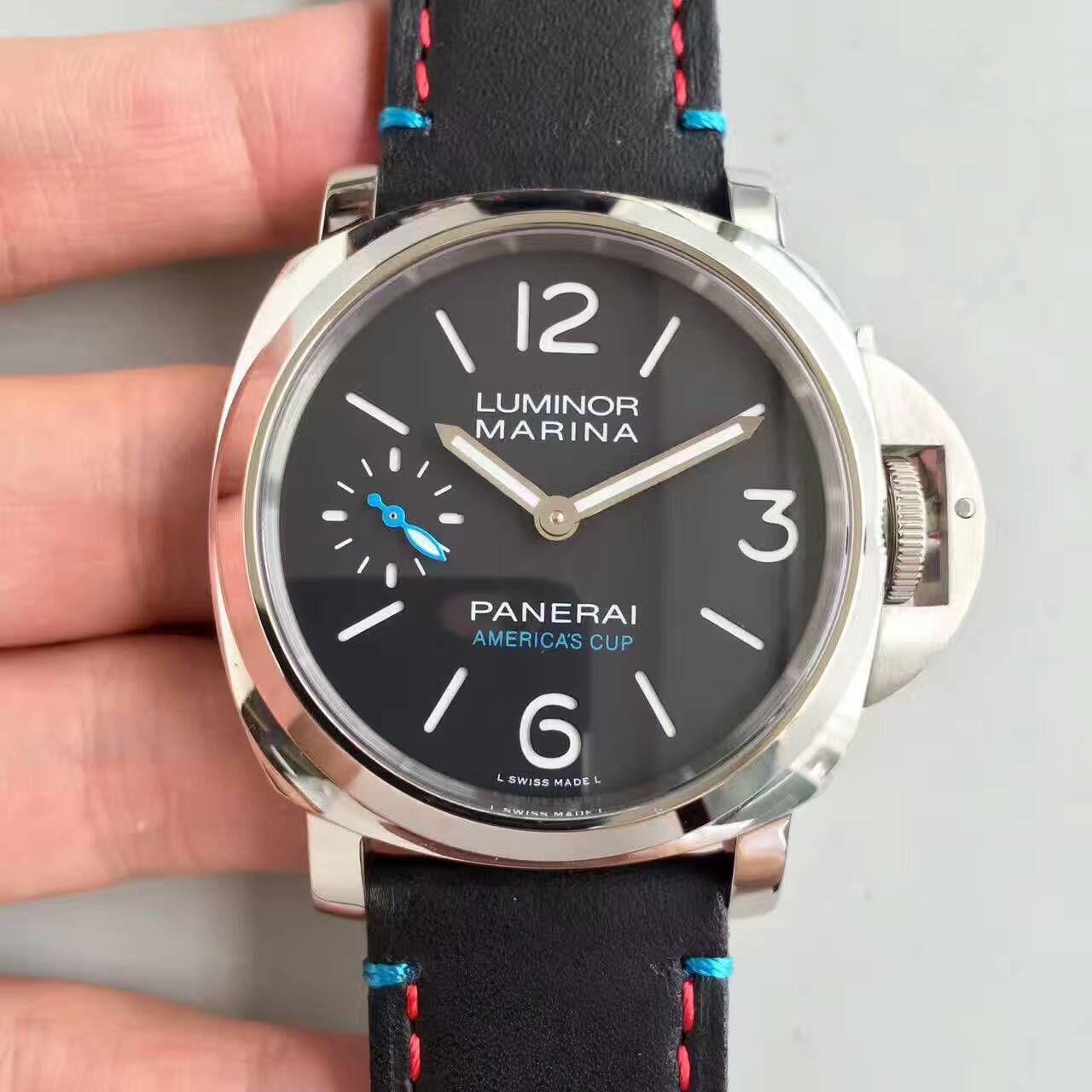 【ZF厂1:1复刻手表】沛纳海PAM00724,美洲杯帆船赛合作款价格报价