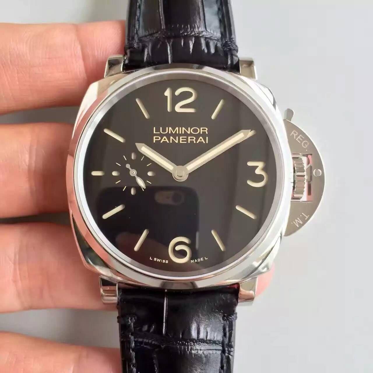 【XF厂一比一精仿手表】沛纳海LUMINOR DUE系列PAM00676腕表