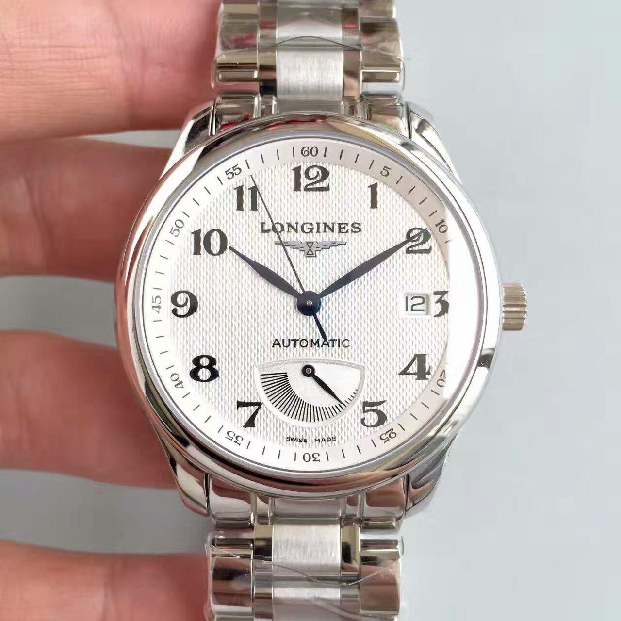 【MK厂1比1超A高仿手表】浪琴制表传统系列L2.708.4.78.3腕表