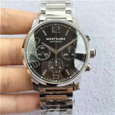 【台湾厂一比一超A高仿手表】Montblanc万宝龙时光行者系列09668腕表