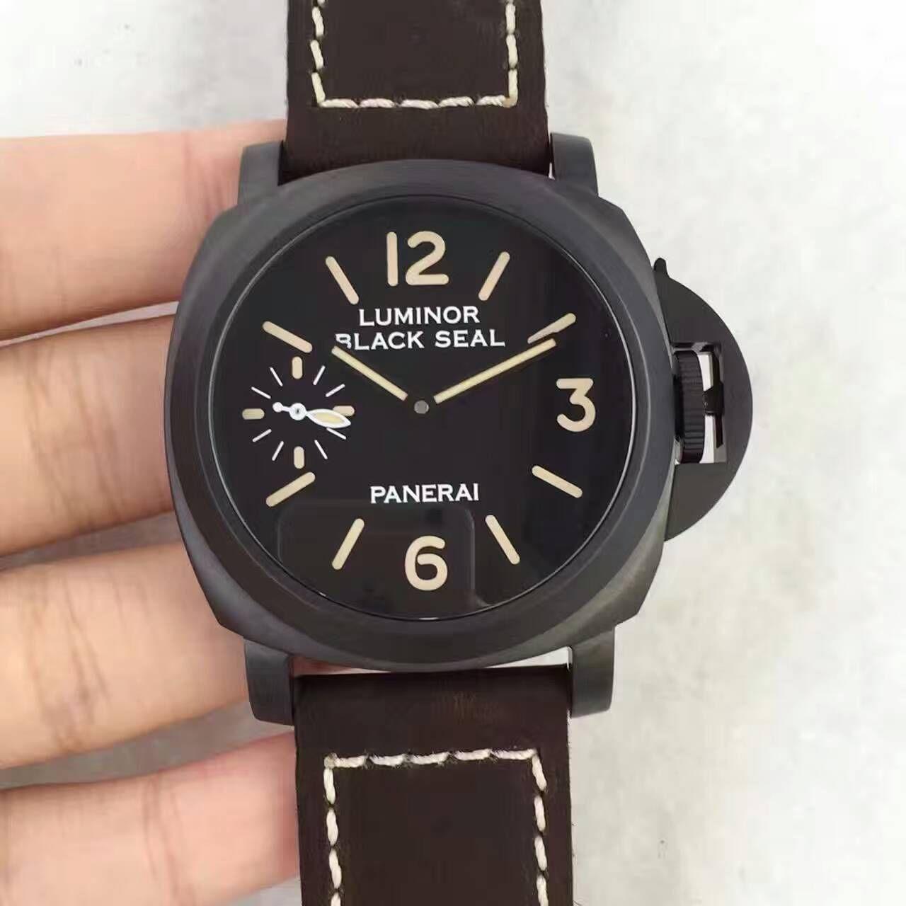 【KW厂超A1:1高仿手表】沛纳海LUMINOR系列PAM00786腕表 / PA031