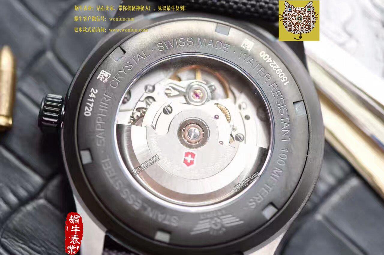 Victorinox维氏军刀正品原单自动机械男表 / 维氏军刀01