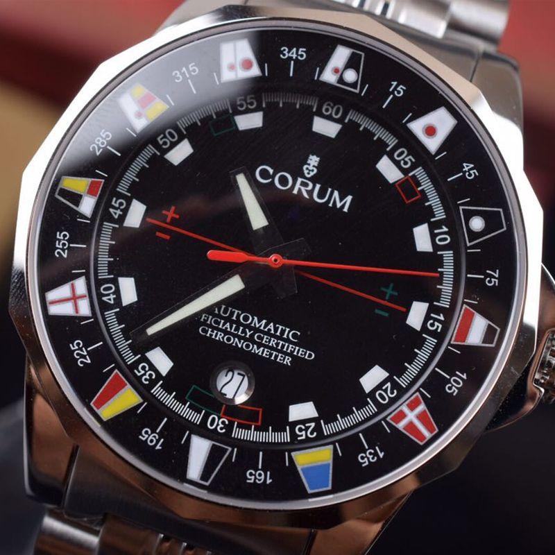 HBBV6厂一比一超A高仿手表昆仑海军上将杯系列腕表价格报价