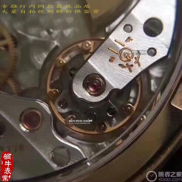 【台湾厂一比一超A高仿手表】百达翡丽5120Calatrava古典表系列腕表 / BD214