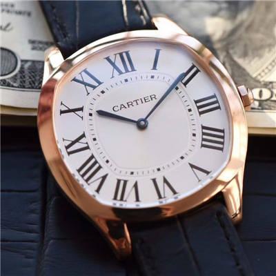 【SY厂一比一超A高仿手表】卡地亚DRIVE DE CARTIER 系列WGNM0006腕表