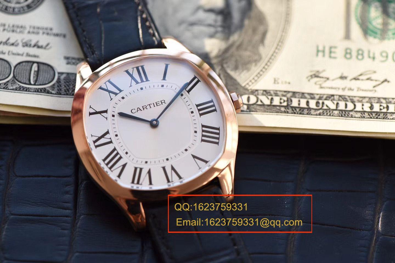 【SY厂一比一超A高仿手表】卡地亚DRIVE DE CARTIER 系列WGNM0006腕表 / KAG130