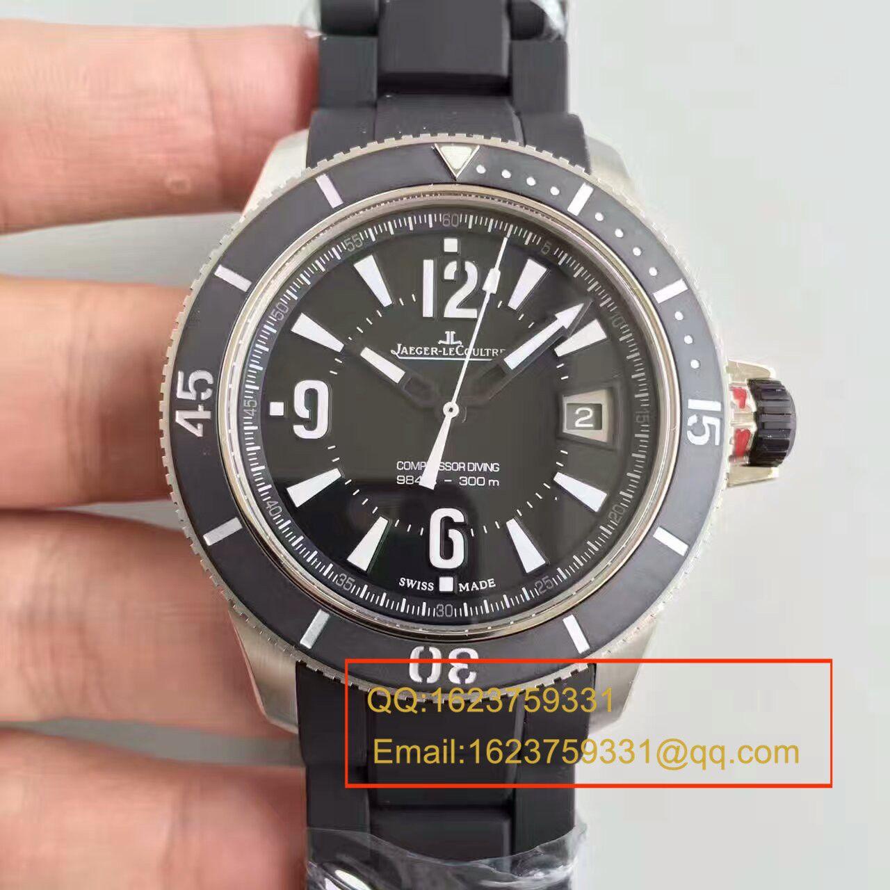【独家视频测评N一比一超A高仿手表】复刻神器积家极限大师系列 Q2018770 腕表 / JJBF030