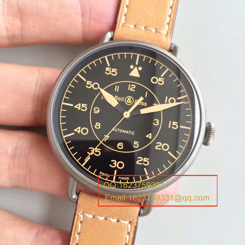 【BR一比一顶级精仿手表】柏莱士VINTAGE 系列WW1-92 HERITAGE腕表 / BLBA018