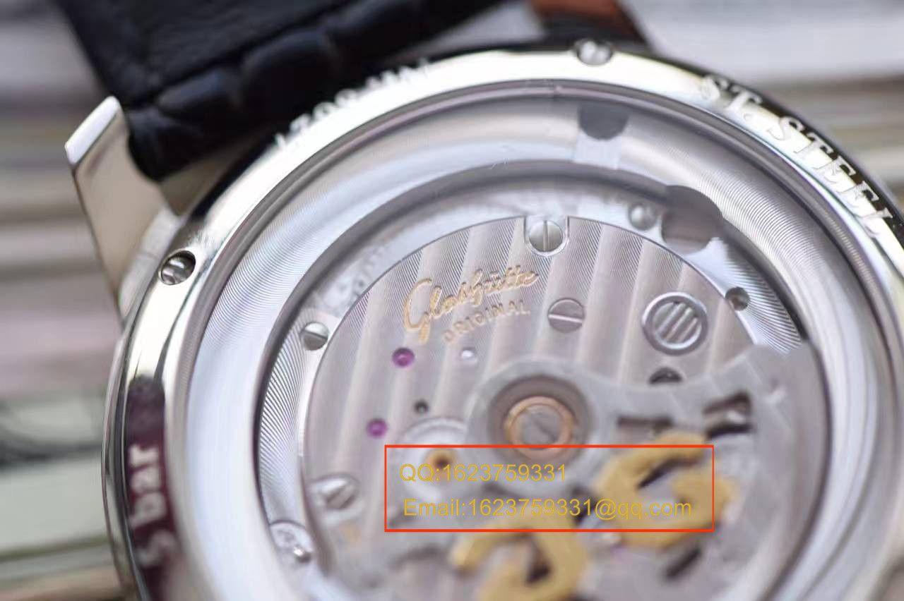 【独家视频测评】FK1:1超A精仿手表格拉苏蒂2016原创精髓1-36-01-02-05-01男表 / GLAB032
