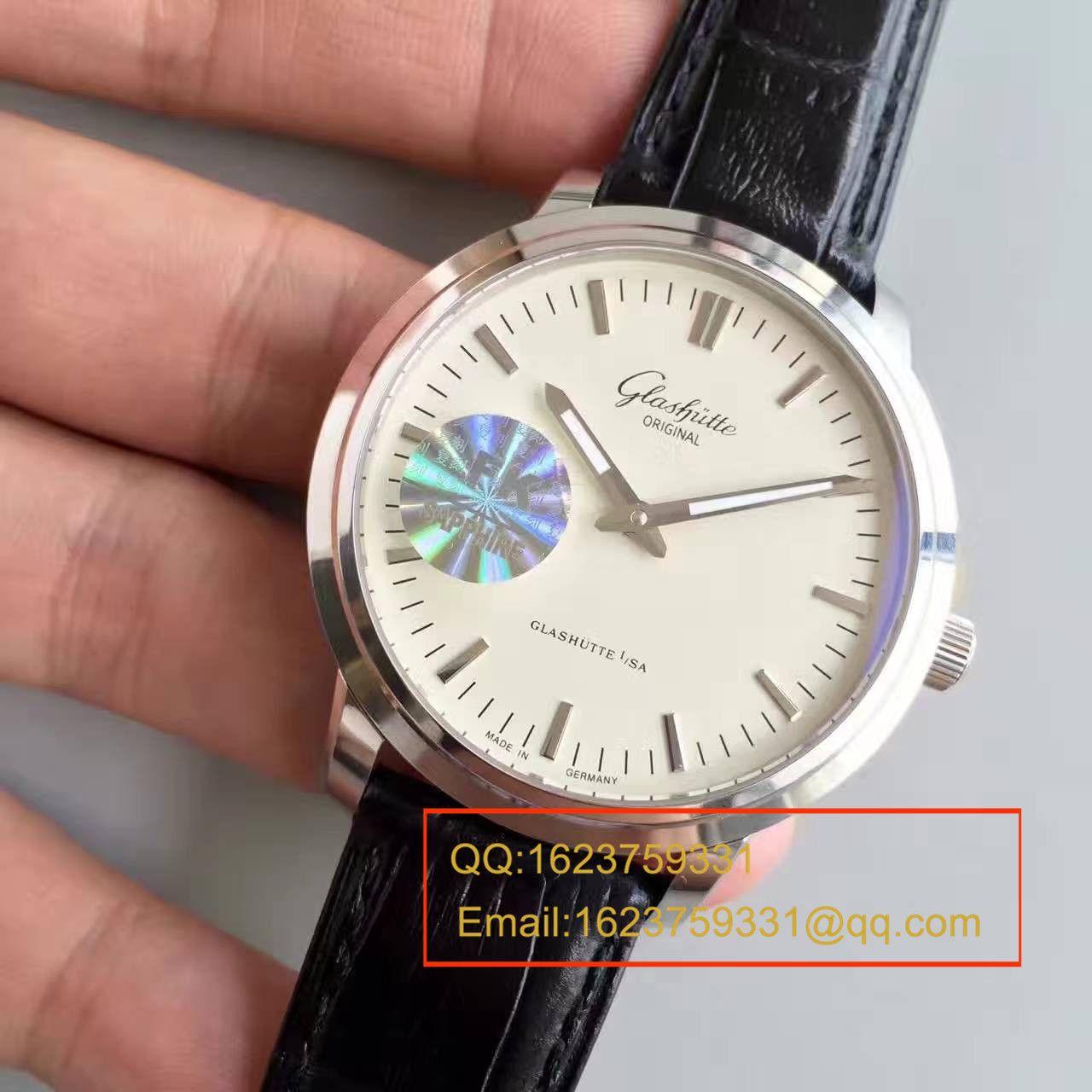 【FK厂超A一比一精仿手表】新款格拉苏蒂100-08-03-02-04参议员男表 / GLAAJ031