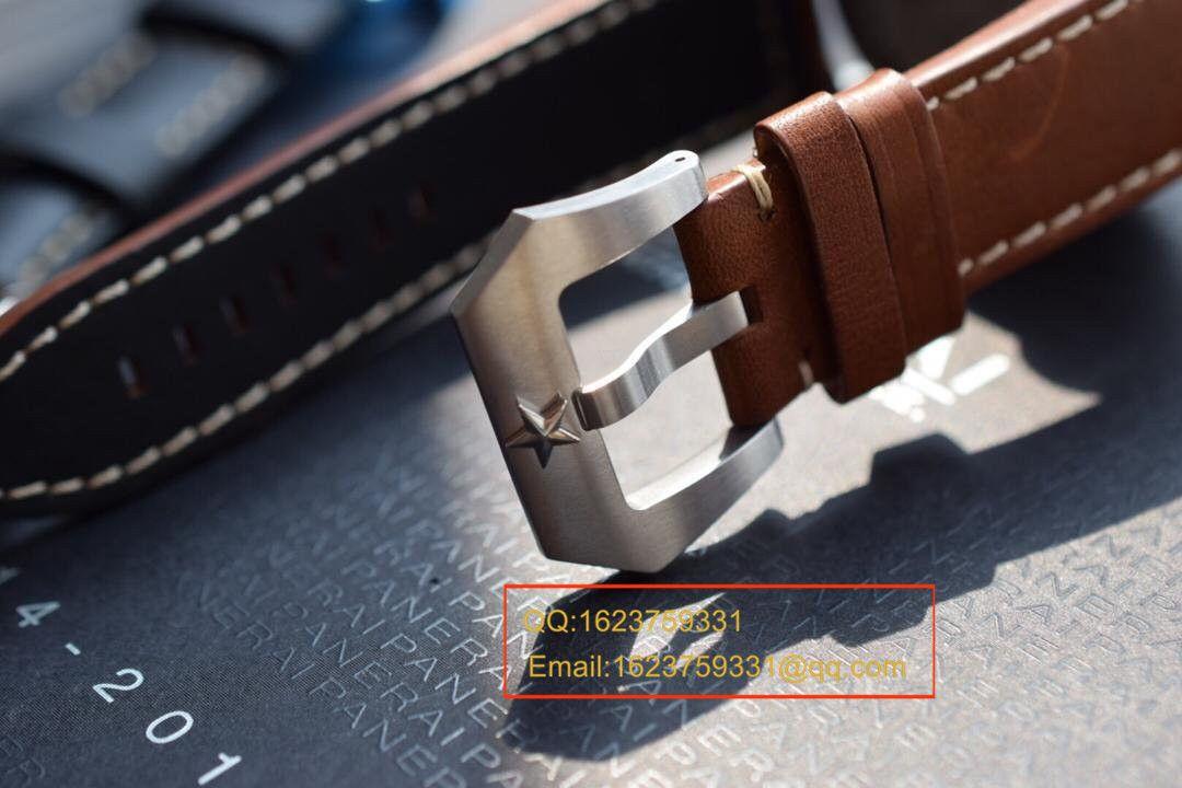 【独家视频测评KW超A一比一精仿手表】真力时飞行员系列03.2430.693/21.C723男表 / ZSL026