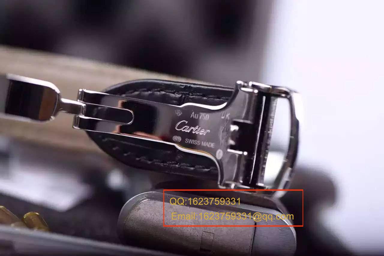 【独家视频测评KW厂一比一精仿手表】卡地亚钥匙系列 WSCL0006女装35毫米手表 / KAI005