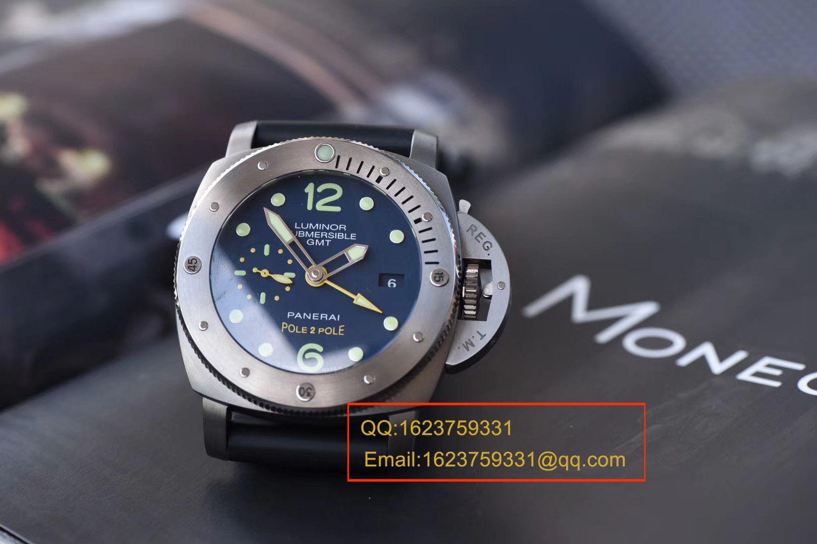 【独家视频测评VS厂一比一超A高仿手表】沛纳海LUMINOR 1950系列PAM00719腕表 / VSPAMBE00719