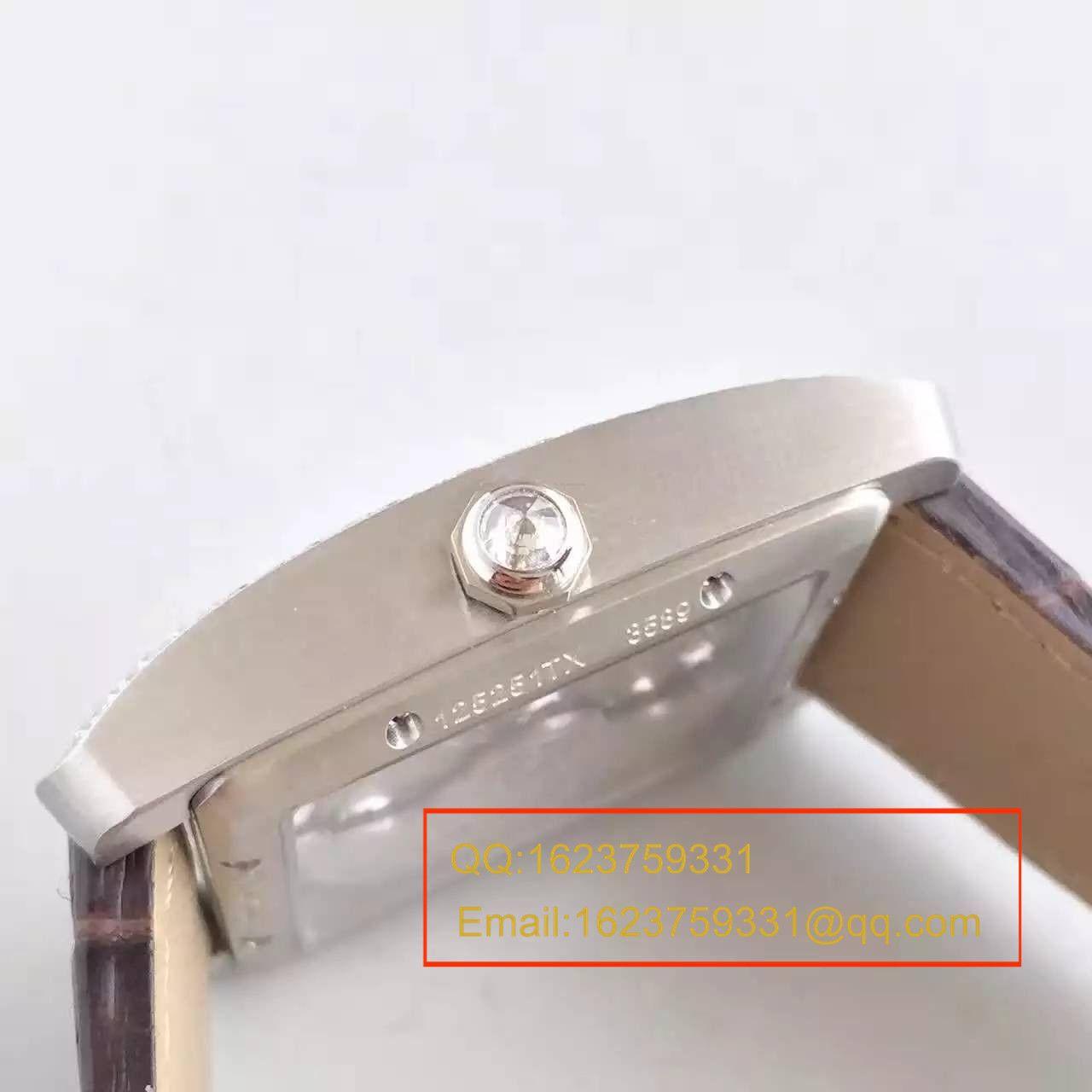 【JF厂一比一复刻手表】卡地亚坦克系列TANK MC系列 W5330003腕表 / KAG020