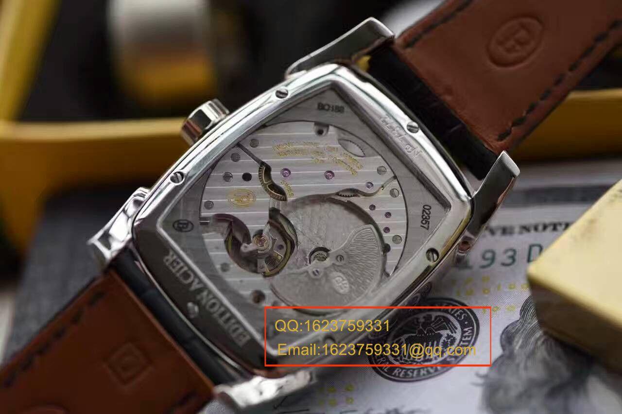 【独家视频测评TF厂一比一超A精仿手表】帕玛强尼KALPA GRANDE系列PF013474.01腕表 / PM002
