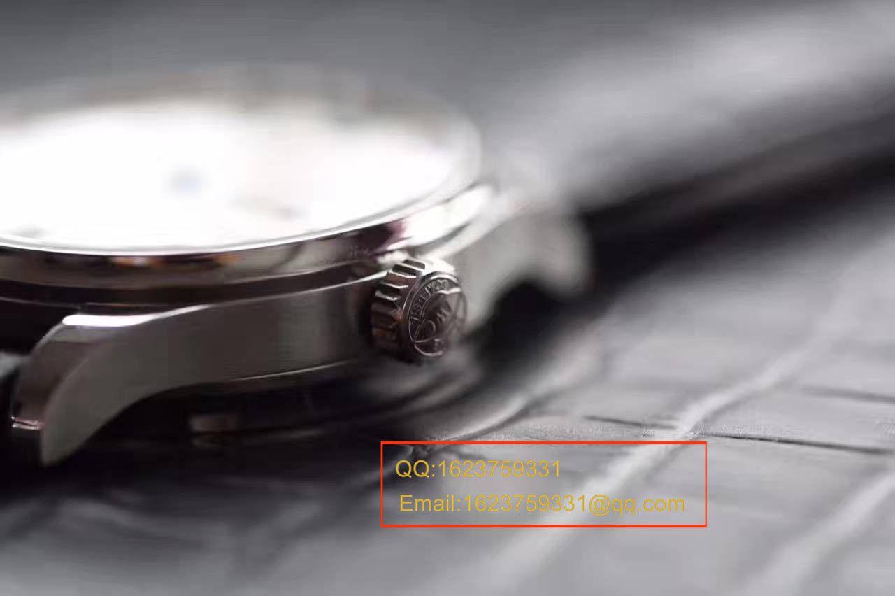 【独家视频测评ZF一比一超A精仿手表】万国葡萄牙系列系列IW500704《万国葡七黄金钉》腕表 / WG295