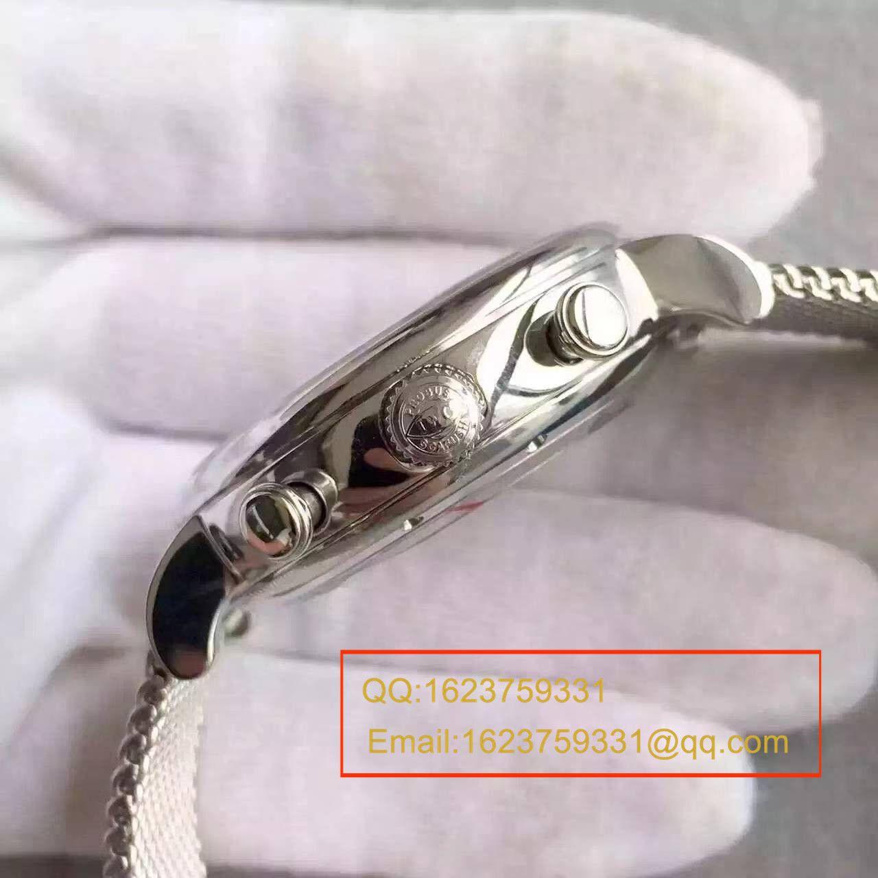 【MK一比一超A精仿手表】万国柏涛菲诺计时腕表系列 IW391010 男士手表 / WB0132