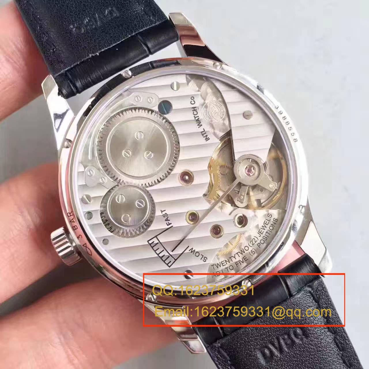 【YL厂一比一超A高仿手表】万国葡萄牙系列琼斯之剑IW544404腕表 / WG093