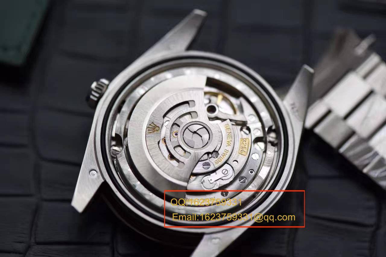 【EW厂1:1精仿手表】劳力士星期日历型系列228239银色表盘男表 / RBA116