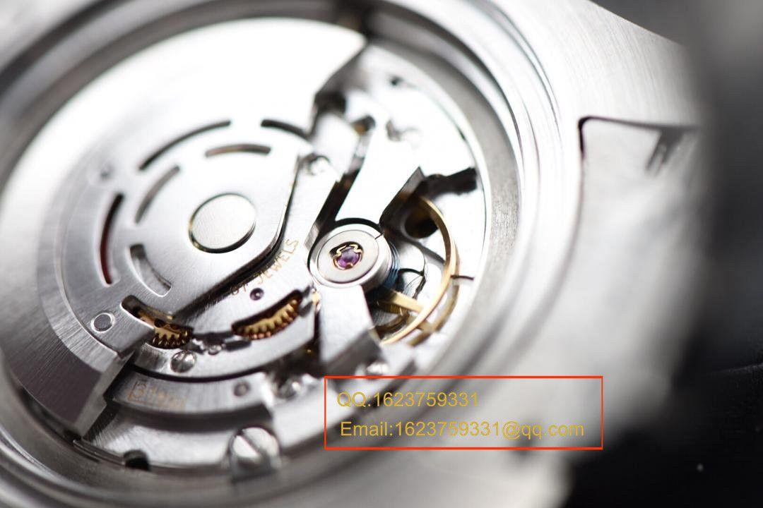 【独家视频测评N1:1超A高仿手表】劳力士格林尼治v7版本116710LN-78200男表 / RBF084A
