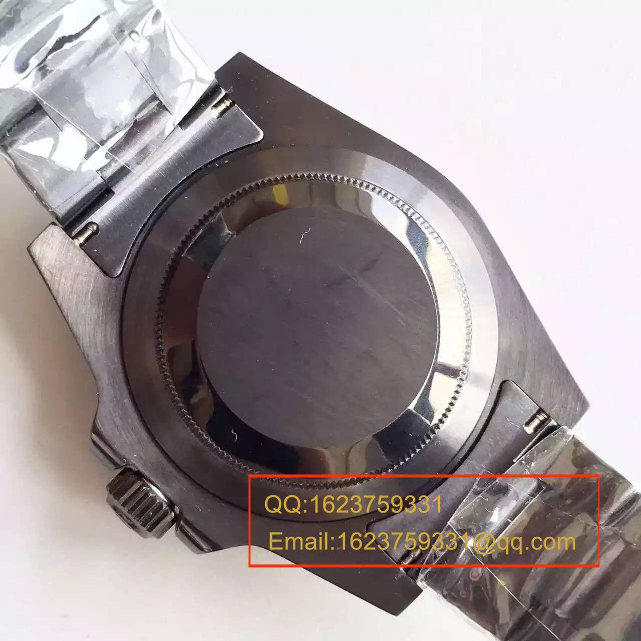 【独家视频测评SF一比一超A高仿手表】劳力士经典表款Sunmariner特别版(JAPAN mastermind) / R060