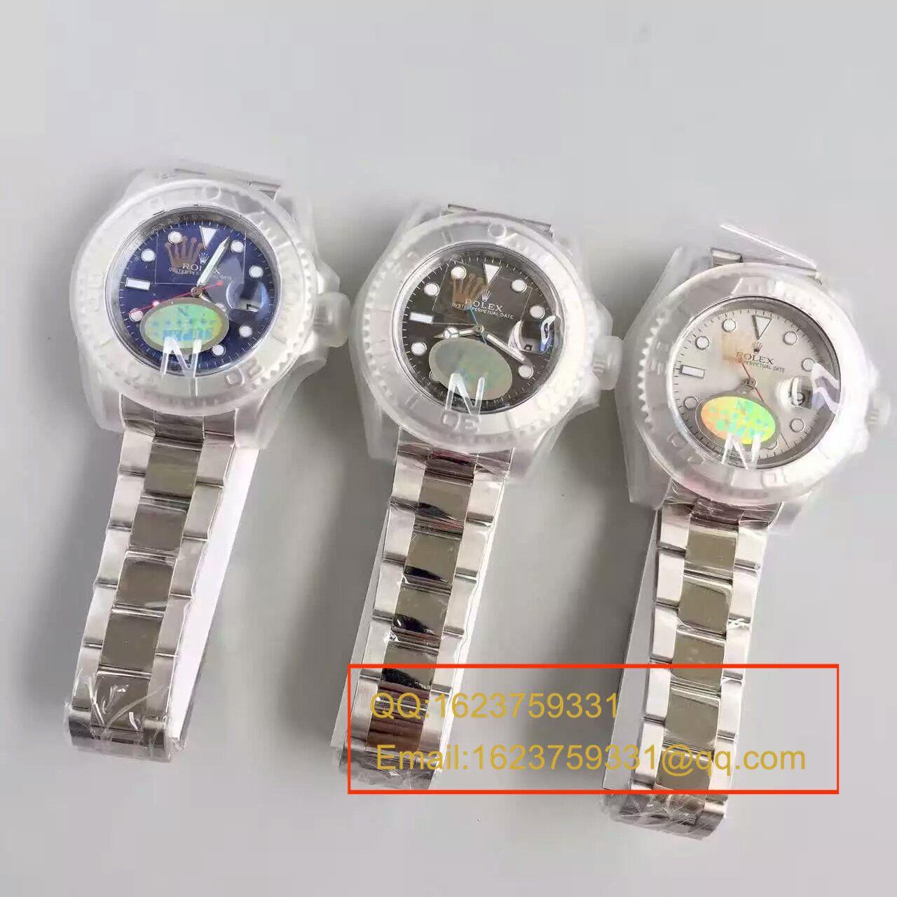 【NOOB厂1:1超A精仿手表】劳力士游艇名仕型系列116622-78760 银盘腕表 / RBA020