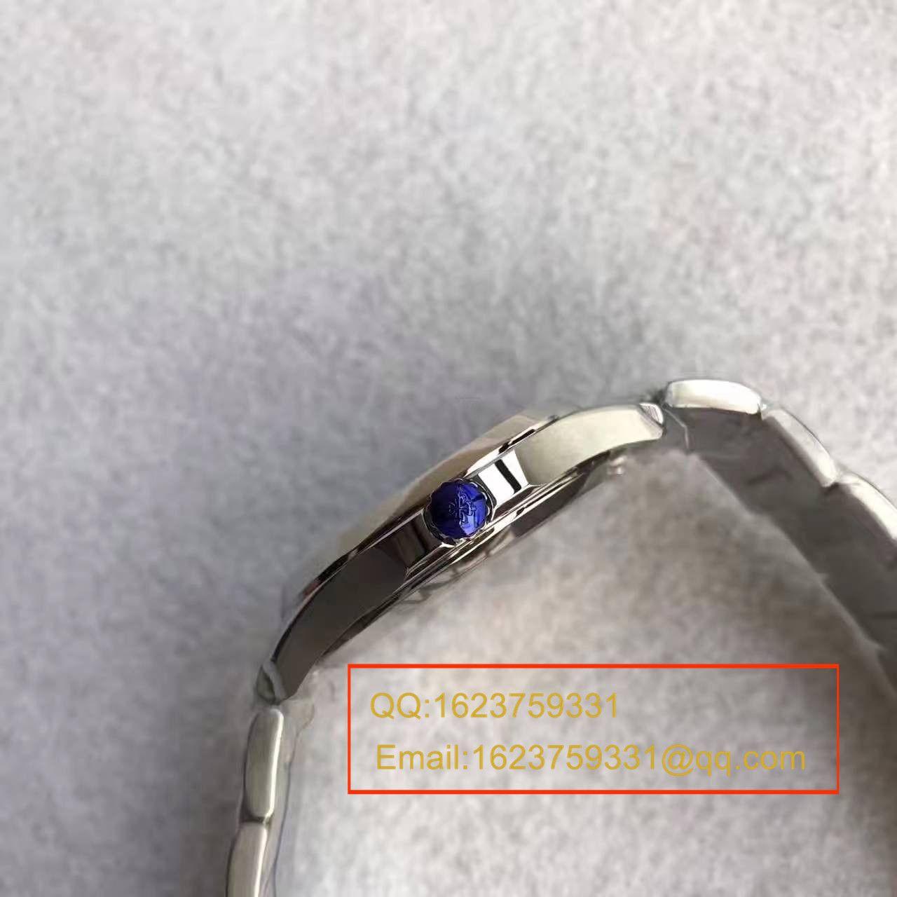 【BP顶级1:1复刻手表】百达翡丽AQUANAUT系列5167/1A-001腕表《百达翡丽手雷》 / BD127