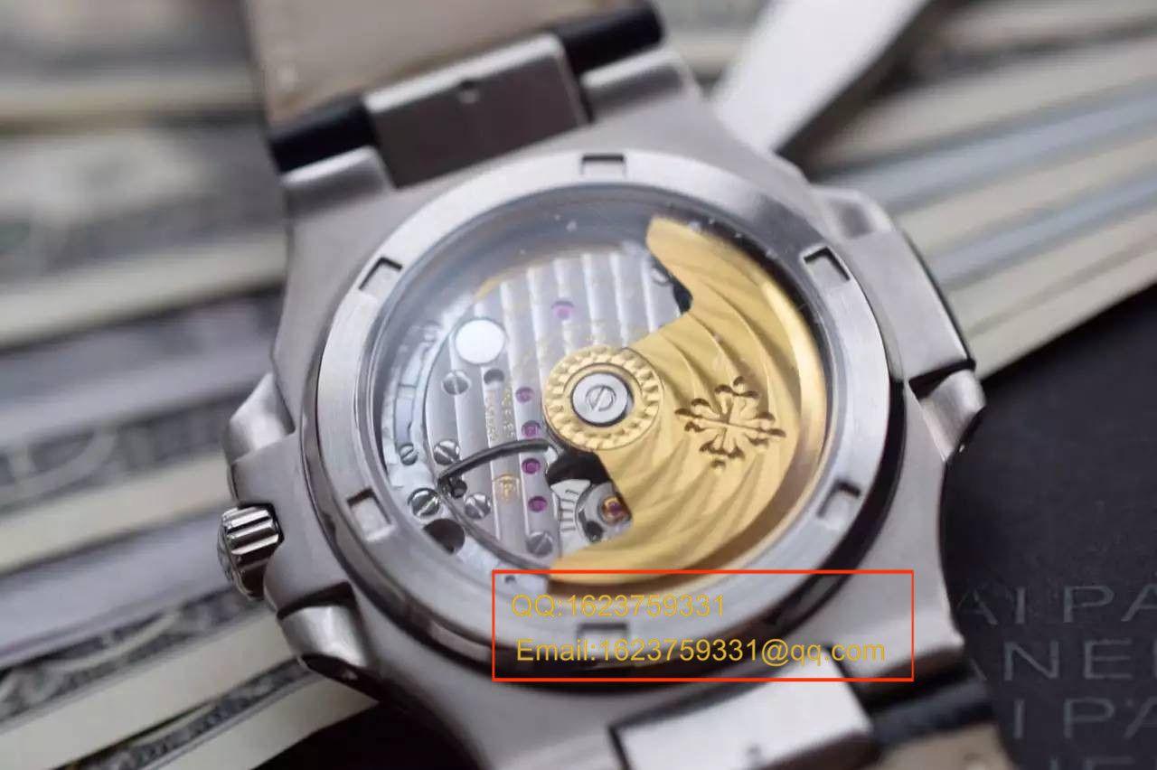 【MP一比一超A高仿手表】百达翡丽运动系列5713/1G-010腕表(鹦鹉螺) / BD197