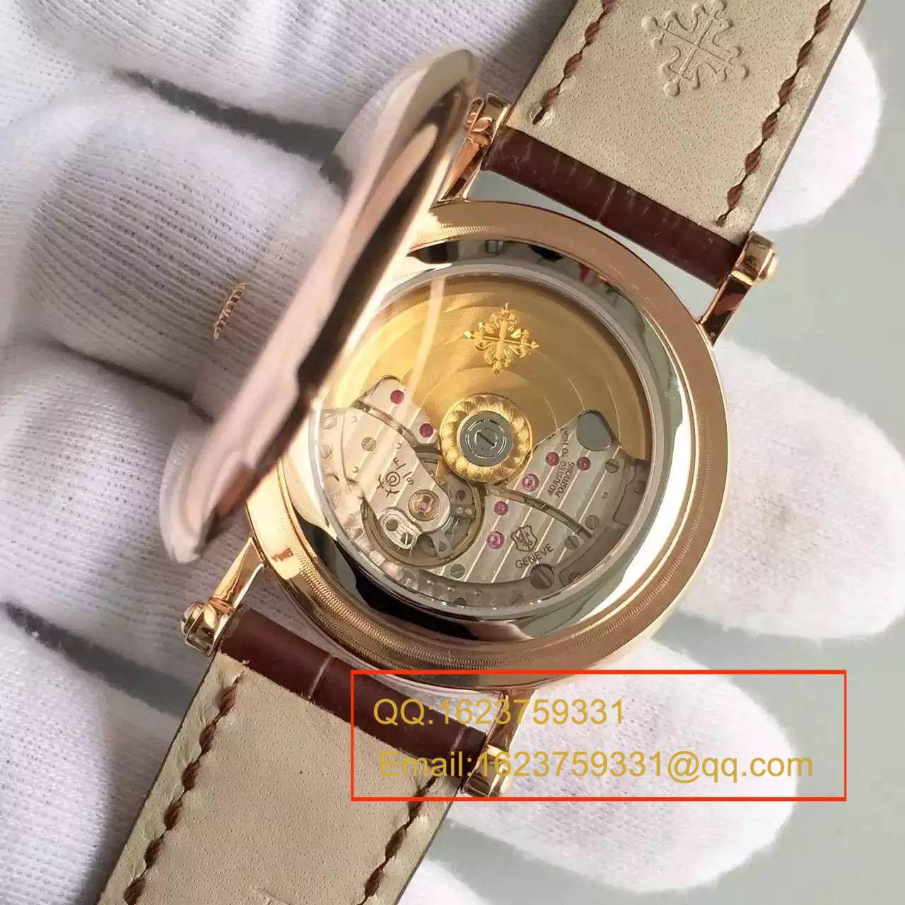 【HT1:1超A精仿】百达翡丽古典表系列5153R-001男士机械手表 / BD133