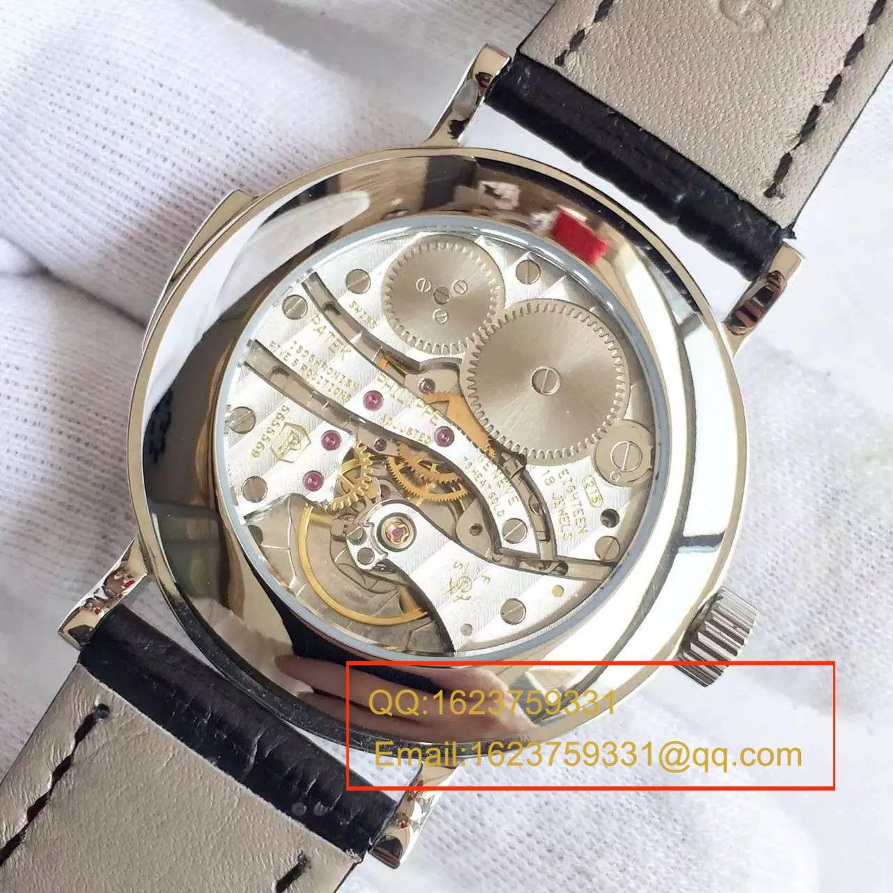 【HT一比一超A高仿手表】百达翡丽-复杂功能计时腕表系列 5078P-001 机械男表 / BD141