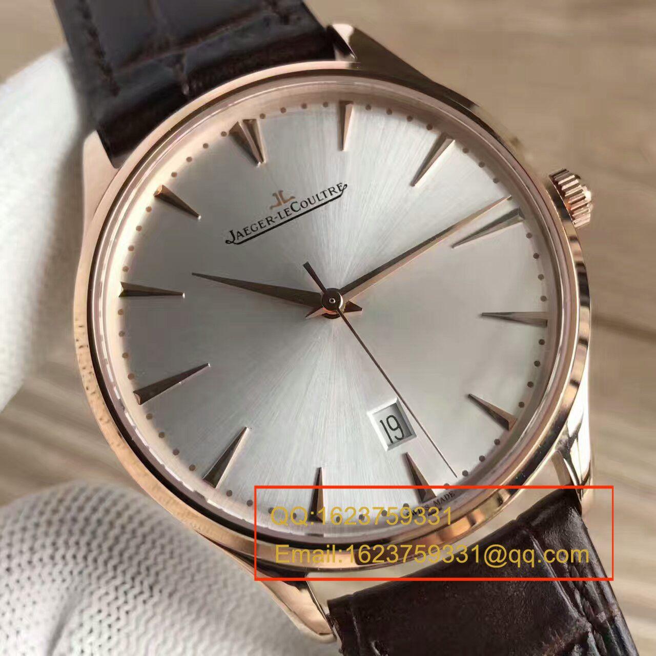 【台湾厂1:1高仿手表】积家超薄大师系列Q1282510腕表 / JJ090
