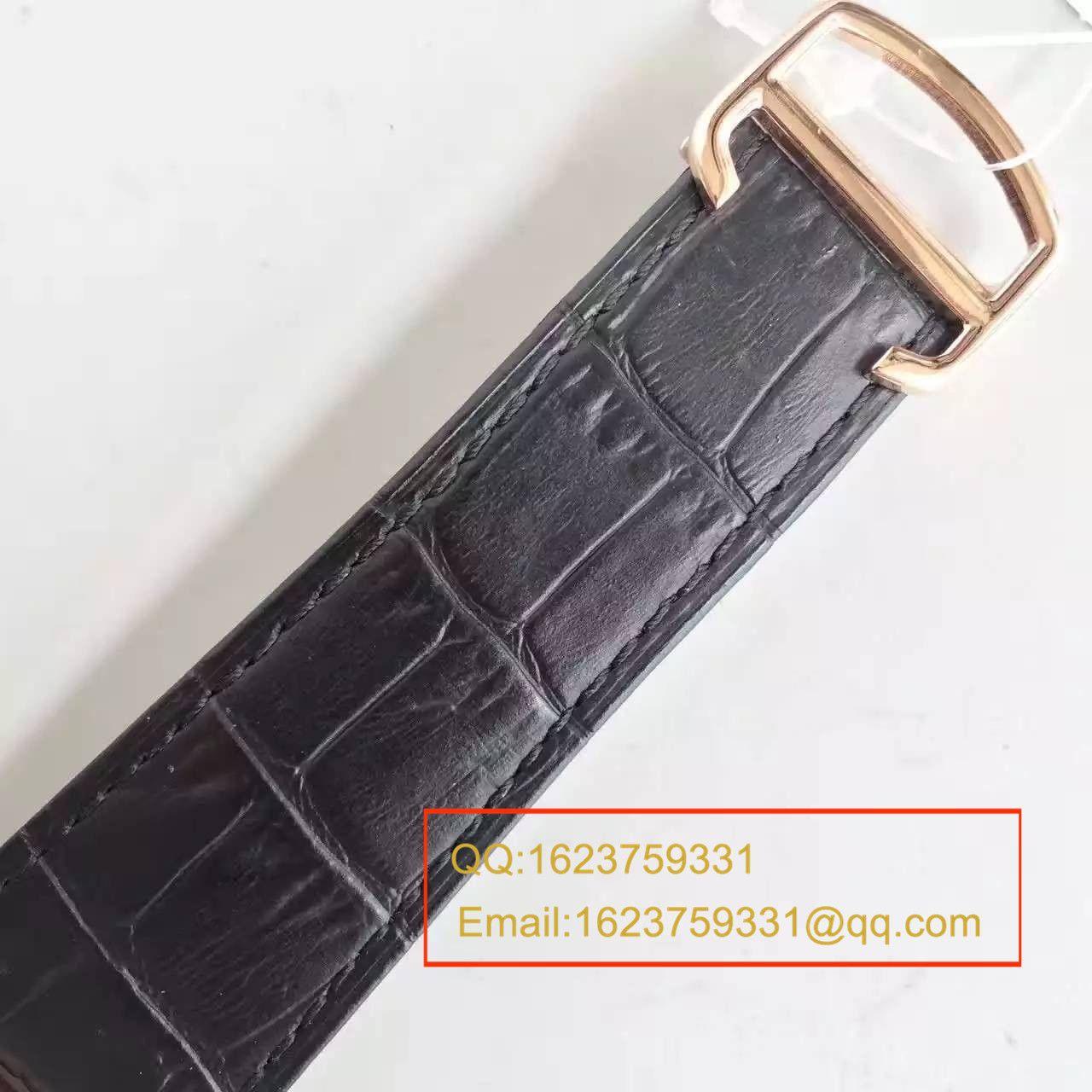 【JF厂一比一超A高仿手表】卡地亚坦克系列WT100021腕表 / KAH125
