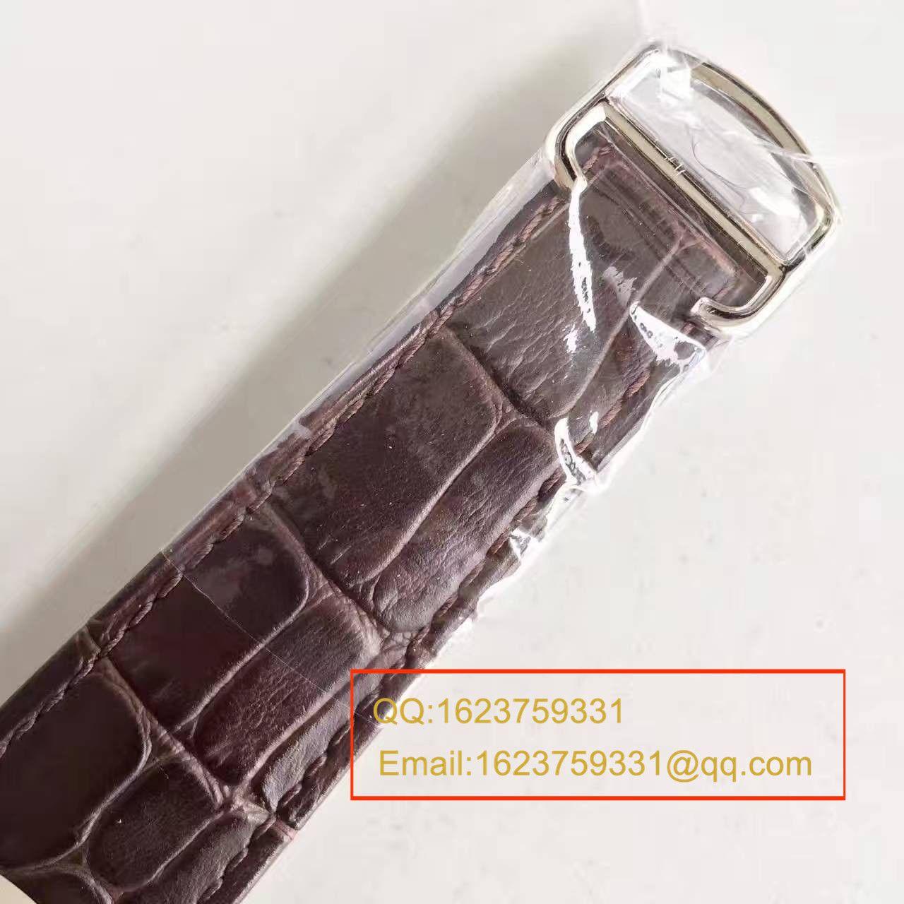 【JF厂一比一高仿手表】卡地亚 卡历博系列W7100039腕表 / K028