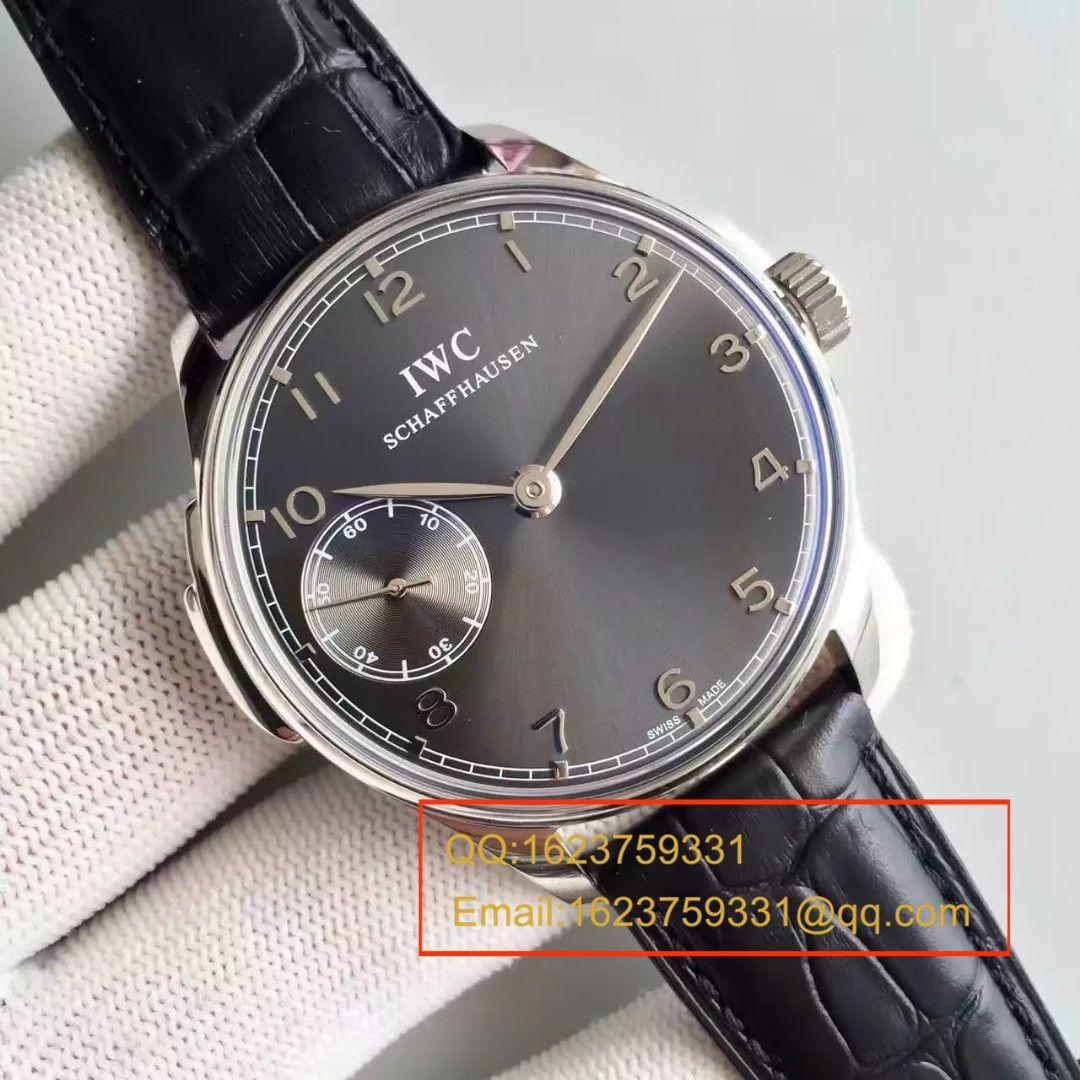 【YL厂超A高仿手表】万国葡萄牙系列IW524205《三问》腕表 / WG202