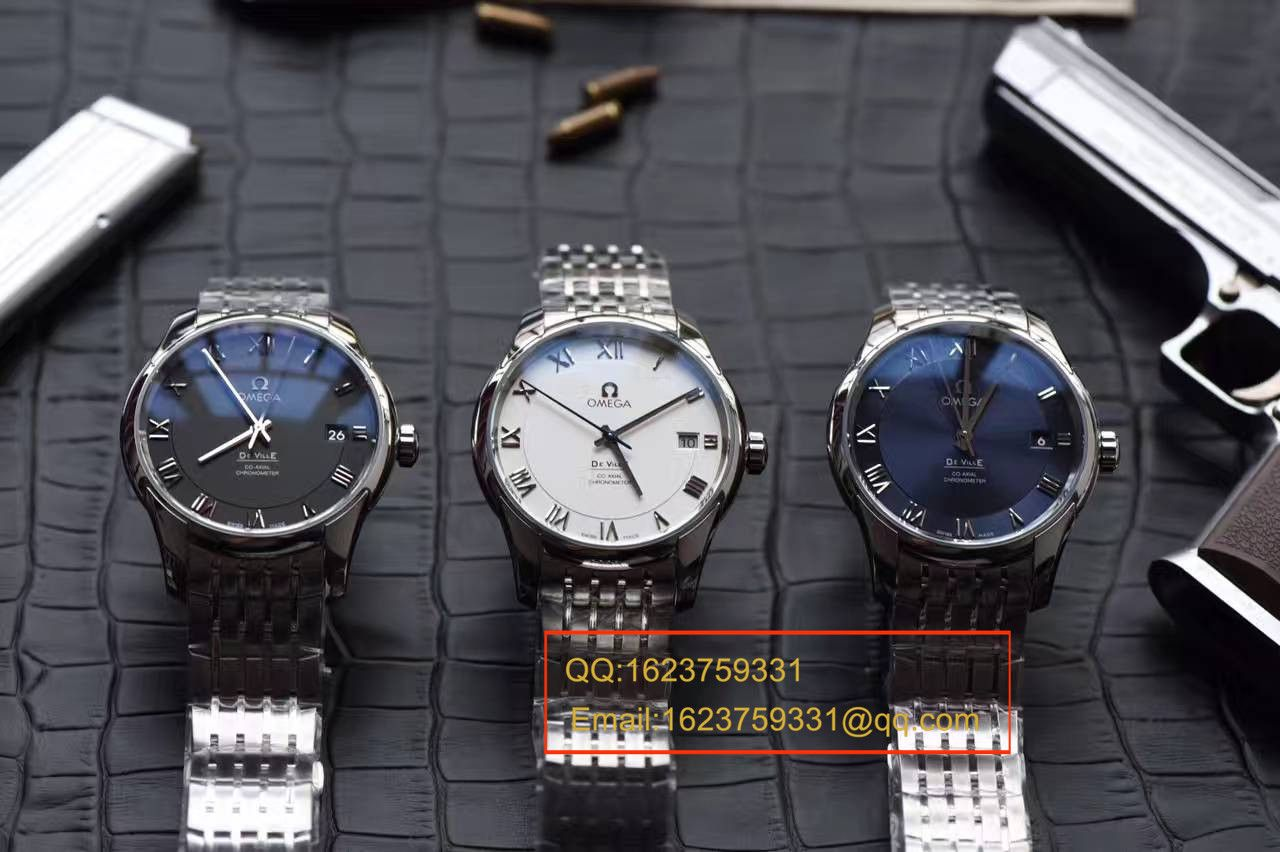 【SSS厂顶级1:1复刻手表】欧米茄碟飞系列431.10.41.21.01.001腕表 黑面 / M204B