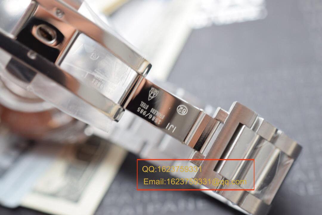 【独家视频测评KW厂1:1高仿手表】欧米茄海马系列AQUA TERRA 150米系列231.10.42.21.02.003腕表 / M135