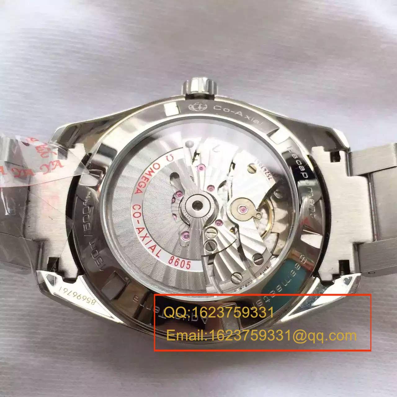 【KW厂一比一精仿手表】欧米茄海马系列231.10.43.22.01.001机械手表 / M133