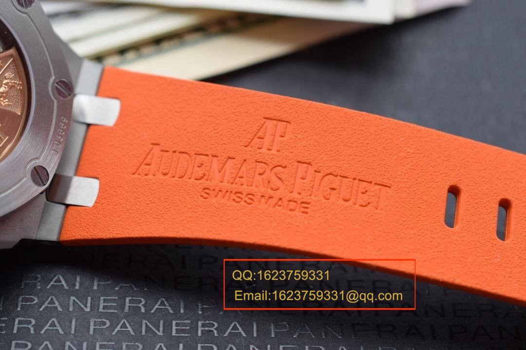 【JF厂1:1精仿手表】爱彼皇家橡树离岸型系列26703ST.OO.A070CA.01腕表 / APCB027